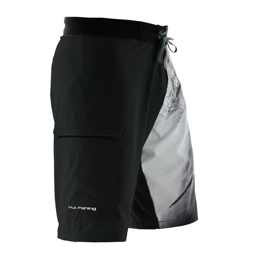 Huk Men's KScott Northdrop Boardshort