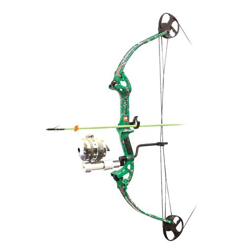 PSE Discovery Bowfishing Bow with Muzzy Reel