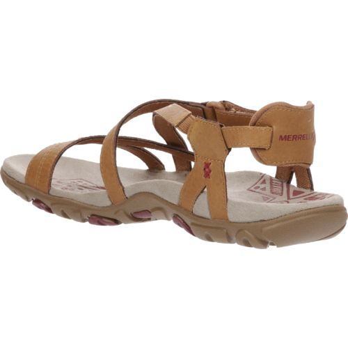 Merrell Women's Sandspur Rose Leather Sandals - view number 3