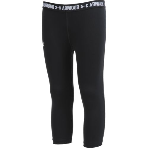 Under Armour Girls' Armour Capri Pant - view number 3