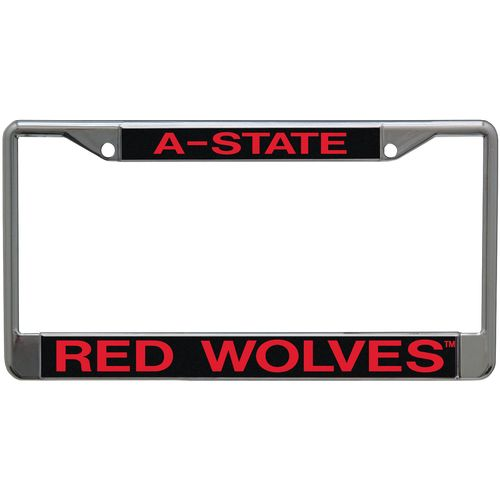Stockdale Arkansas State University Acrylic License Plate Frame - view number 1