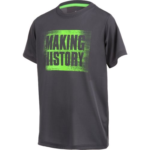 BCG Boys' Making History Training T-shirt - view number 3
