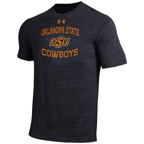 Under Armour Men's Oklahoma State University Legacy T-shirt