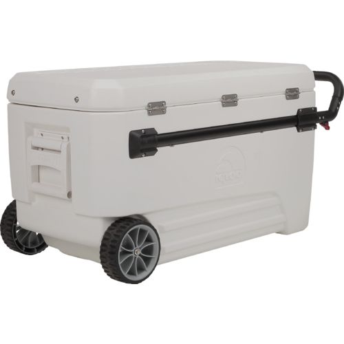 Igloo Glide™ 110-qt.  Marine Wheeled Cooler - view number 3
