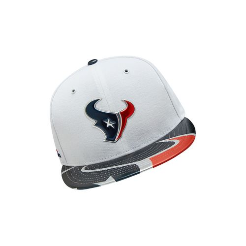 New Era Men's Houston Texans 59FIFTY NFL17 Official On Stage Cap - view number 11