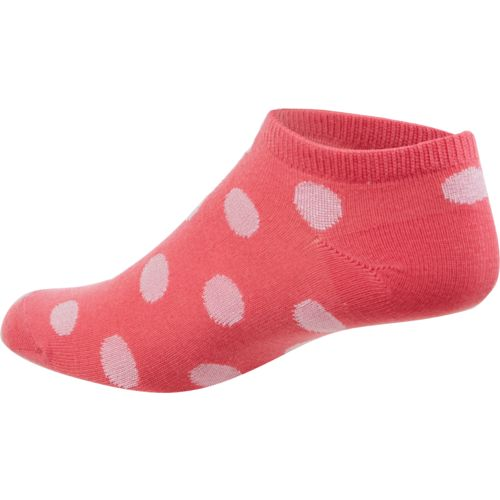 BCG Women's Shiny Dot Fashion Socks 6 Pack - view number 2