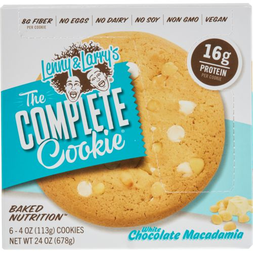 Display product reviews for Lenny & Larry's Complete Cookies 6-Pack