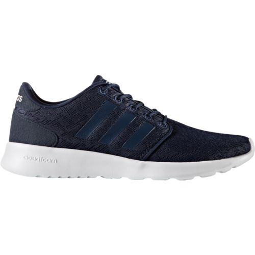 Display product reviews for adidas Women's cloudfoam QT Racer Running Shoes