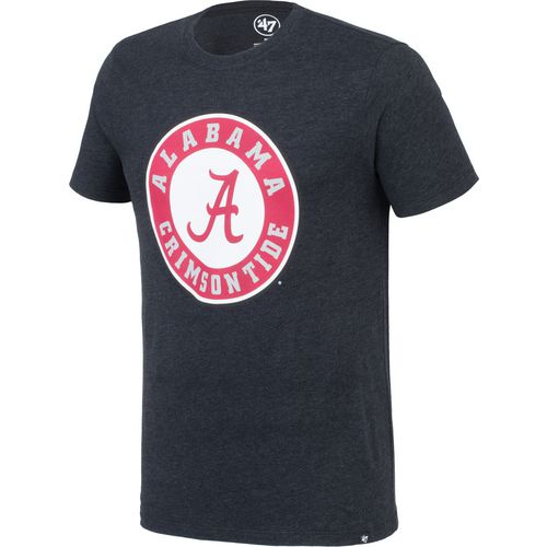 '47 University of Alabama Primary Logo Club Short Sleeve T-shirt - view number 3