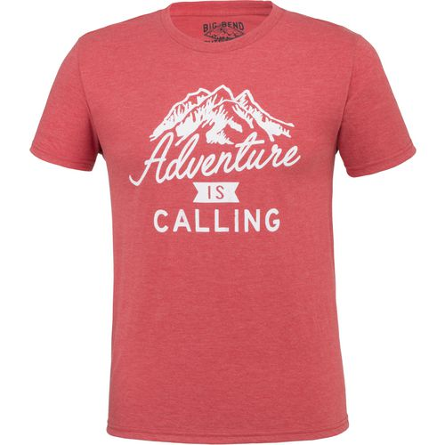 Big Bend Outfitters Men's Adventure Is Calling T-shirt - view number 1