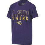 Colosseum Athletics Boys' Louisiana State University Team Mascot T-shirt - view number 3