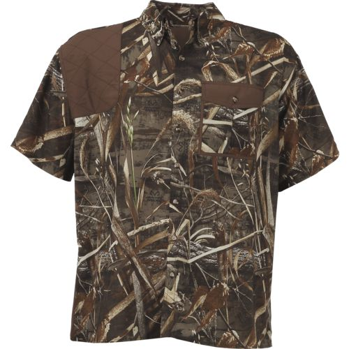 Drake Waterfowl Men's EST Vented Short Sleeve Dove Shirt