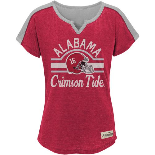 Gen2 Girls' University of Alabama Tribute Football T-shirt - view number 1