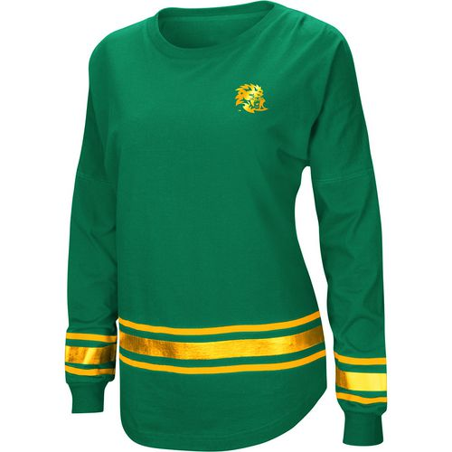 Colosseum Athletics Women's Southeastern Louisiana University Humperdinck Oversize Long Sleeve T-shi