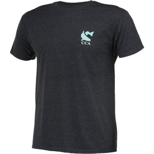 CCA Men's Coastal Box Short Sleeve T-shirt - view number 3