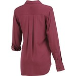 Magellan Outdoors Women's Adventure Gear Long Sleeve Henley Shirt - view number 2