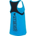 5th & Ocean Clothing Women's Carolina Panthers Glitter Tank Top - view number 2