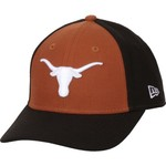 New Era Juniors' University of Texas 9FORTY The League Blocked Cap - view number 2