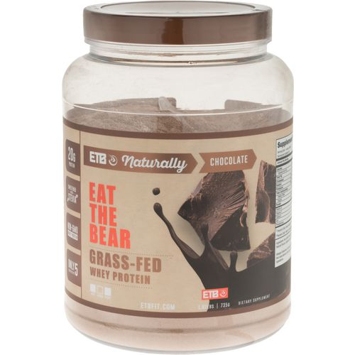 Eat the Bear Grass-Fed Naturally Whey Protein Powder