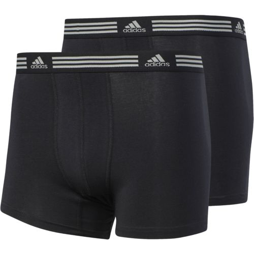 adidas Men's Athletic Stretch Trunks 2-Pack