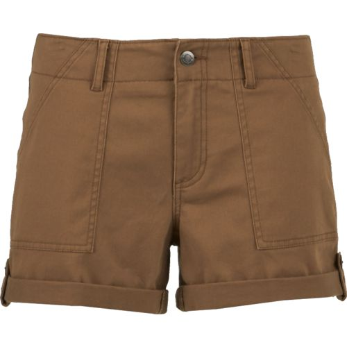 Magellan Outdoors Women's Happy Camper Roll-Cuff Shorts