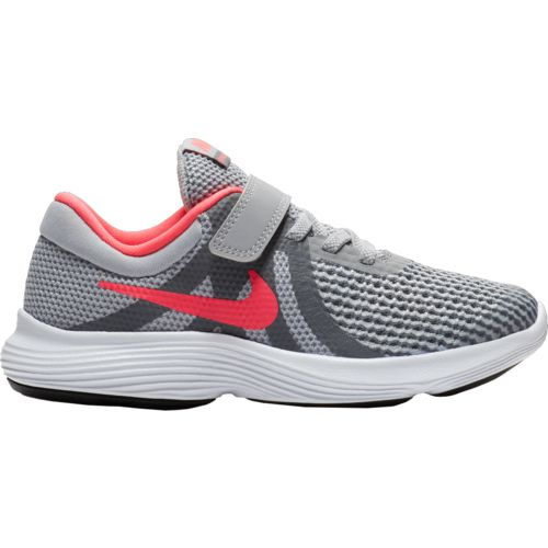 Nike Girls Revolution Preschool Running Shoes