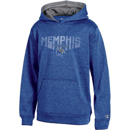 Champion Boys' University of Memphis Take Off 3 Pullover Hoodie