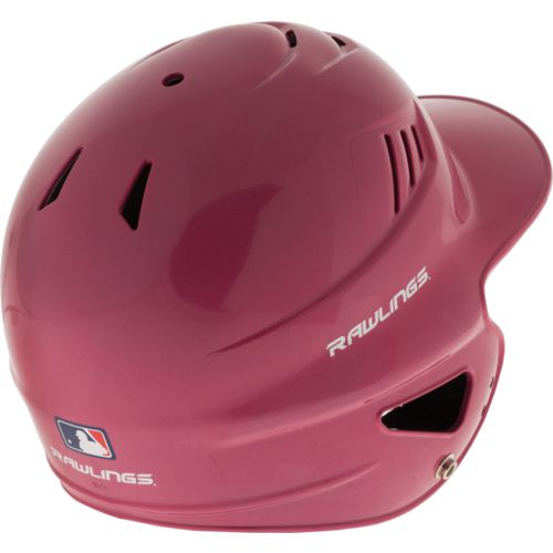 Rawlings Adults' Coolflo Metallic Baseball Batting Helmet - view number 2