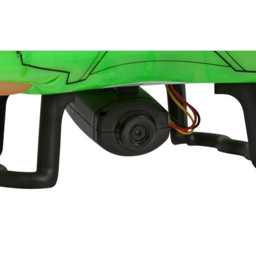 World Tech Toys Striker-X Glow-In-The-Dark 2.4 GHz 4.5-Channel RC HD Camera Drone - view number 6
