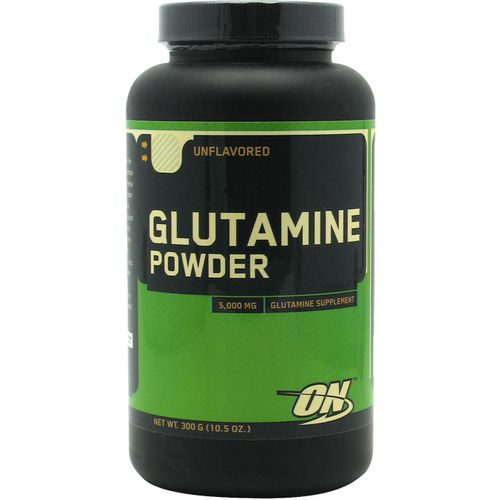 Optimum Nutrition Unflavored Glutamine Powder