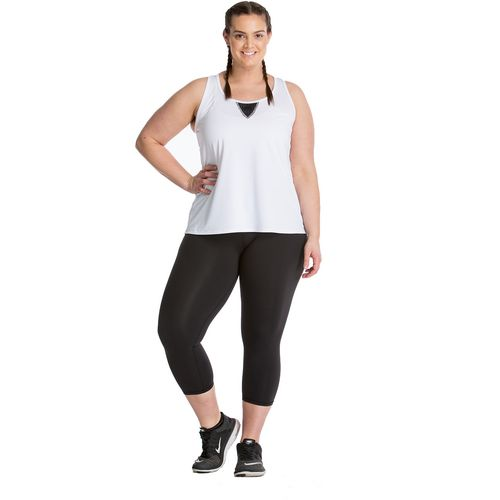 Lola Getts Women's Easy Plus Size Athletic Tank Top