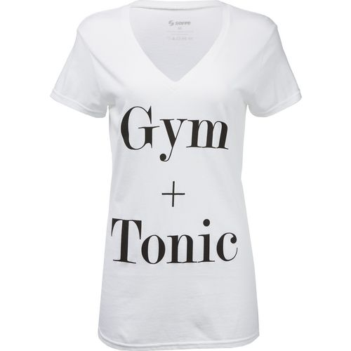 Soffe Women's Gym + Tonic T-shirt - view number 1