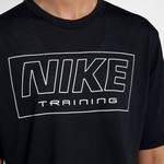 Nike Women's Training Graphic Short Sleeve Crop T-shirt - view number 5