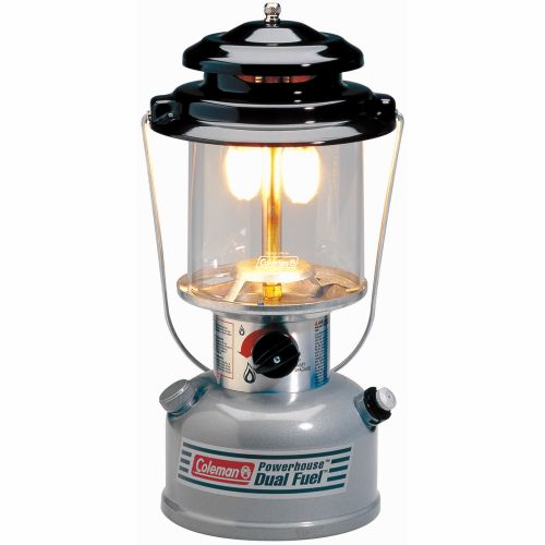 Display product reviews for Coleman® Premium 2-Mantle Dual Fuel™ Powerhouse® Lantern