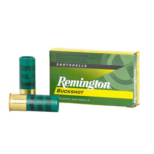 Remington Express 12 Gauge Buckshot - view number 3