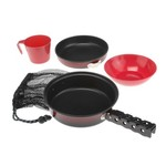 Texsport 5-Piece Kangaroo Mess Kit