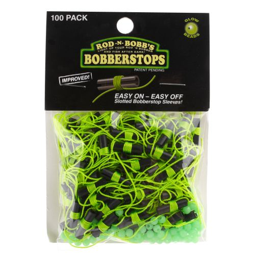 Display product reviews for Rod-N-Bobb's Slotted Sleeve Bobber Stops Kit