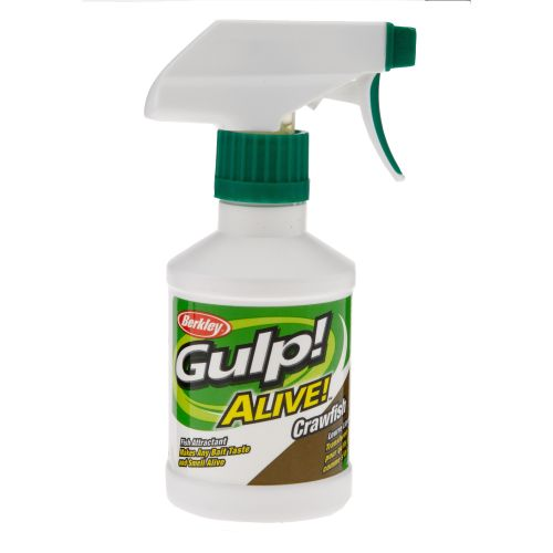 Display product reviews for Berkley® Gulp! ® Alive™ 8 oz. Fish Attractant Spray