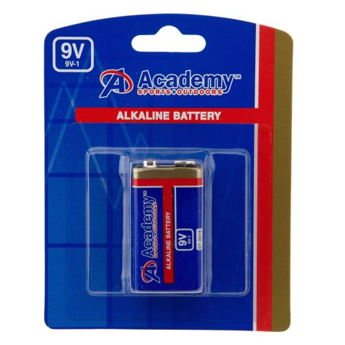 Academy Sports + Outdoors 9V Battery