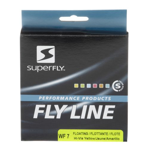 Superfly 90-Yard Weight-Forward 7 Floating Fly Line - view number 1