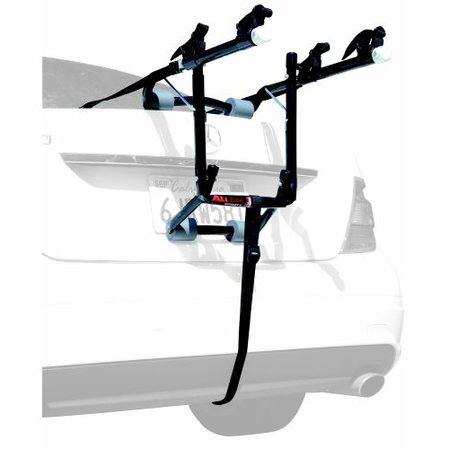 Allen Sports Deluxe 2-Bike Trunk Rack - view number 2