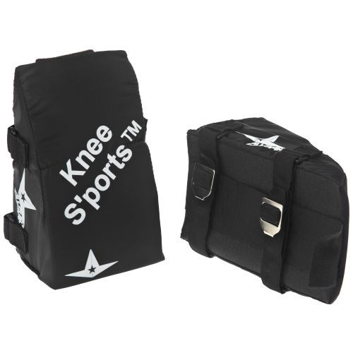 Image for All-Star® Youth Knee S'ports Baseball Catcher Knee Pads from Academy