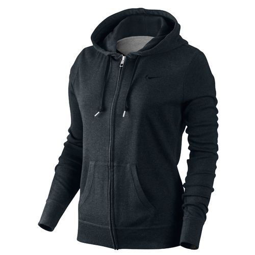 Nike Women's Downtown Jersey Full-Zip Hoodie
