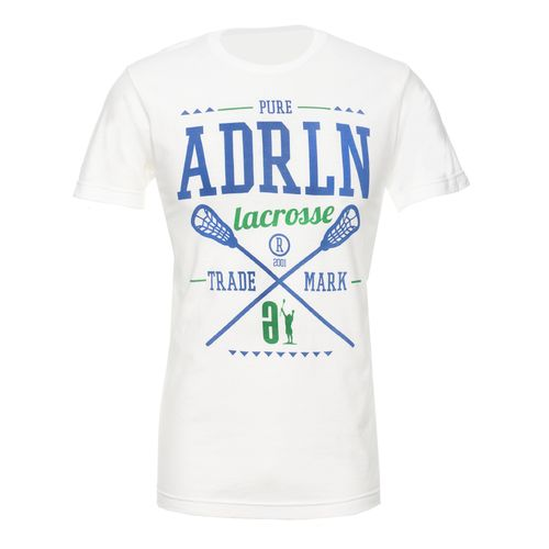 Adrenaline Men's Trade Lacrosse T-shirt