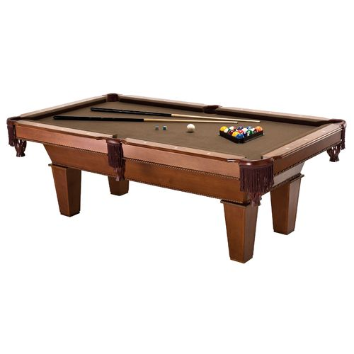 FatCat Frisco 7' Maple Pool Table