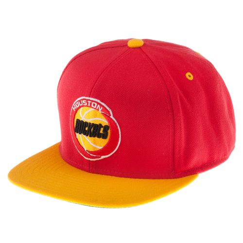 adidas™ Men's Houston Rockets Retro Flat Cap