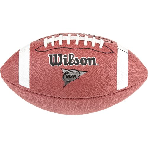 Image for Wilson PeeWee NCAA MVP Football from Academy