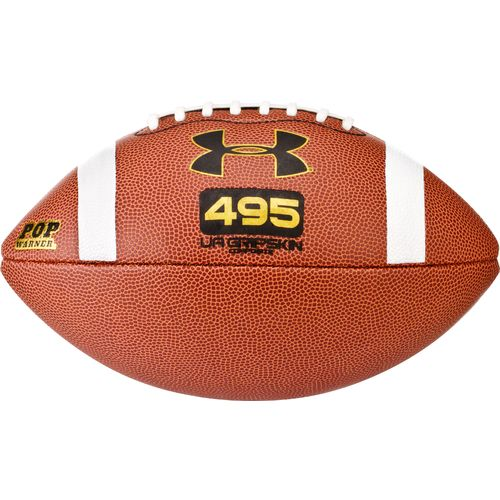 Under Armour 495 Junior Composite Football - view number 1