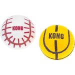 Kong Large Sports Balls 2-Pack