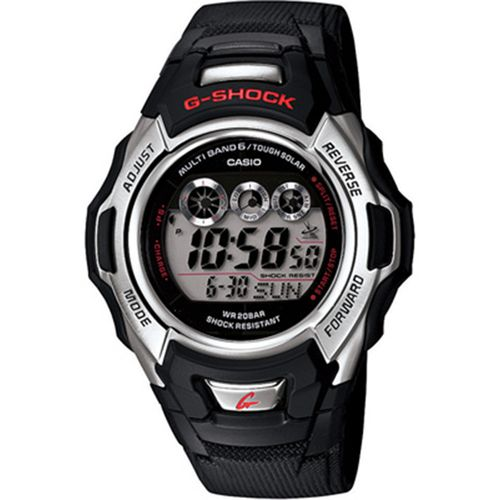 Display product reviews for Casio Men's G-Shock Solar Atomic Digital Sports Watch